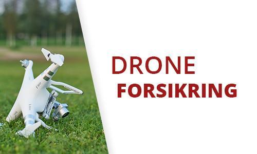 Læs om droneforsikring