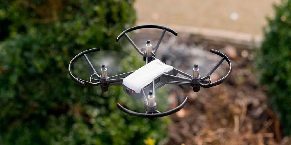 Billig drone fra DJI