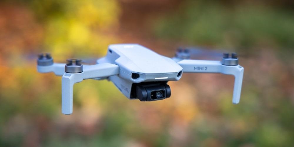 dji-mini-2-lille-kraftfuld-drone